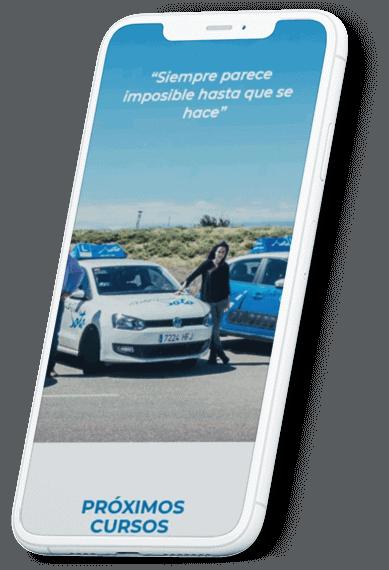 Autoescuela Soto web