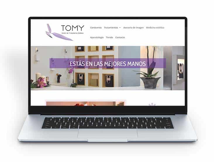 Centro Estética Tomy
