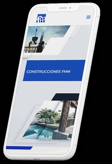 Construcciones FMM web