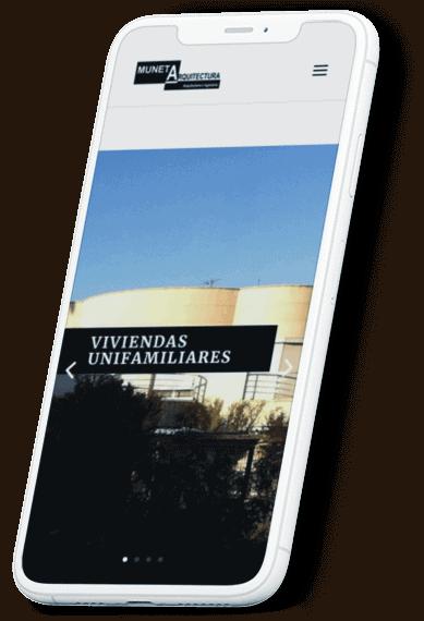 Muneta Arquitectura web