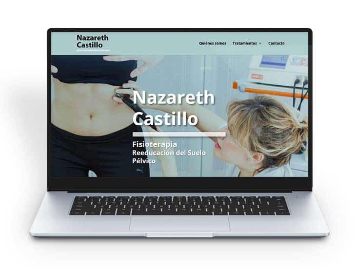 Nazareth Castillo Fisioterapia