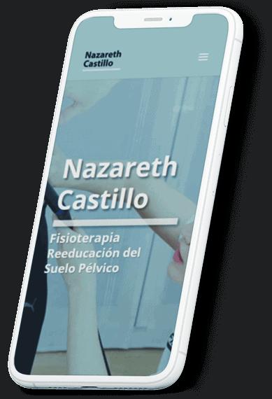 Nazareth Fisioterapia web