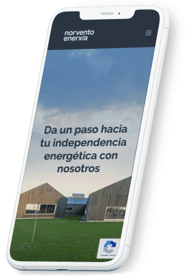 Novento Enerxia web
