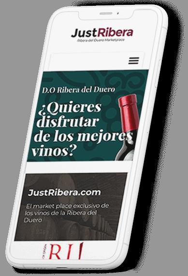 Just Ribera web