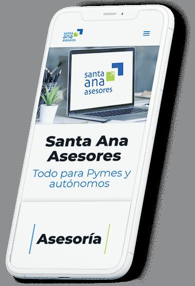 Santa Ana Asesores web