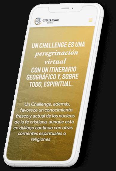 Challenge La Rioja web