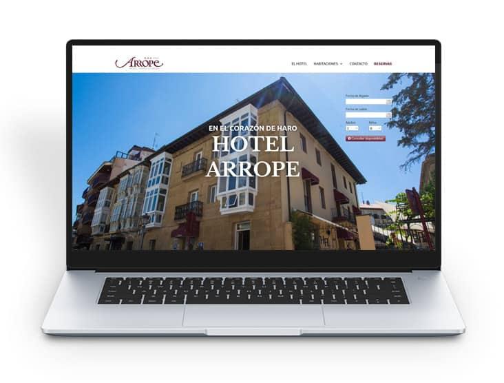 Hotel Arrope