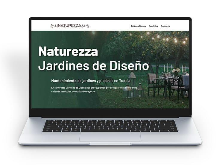 Naturezza jardines de diseño