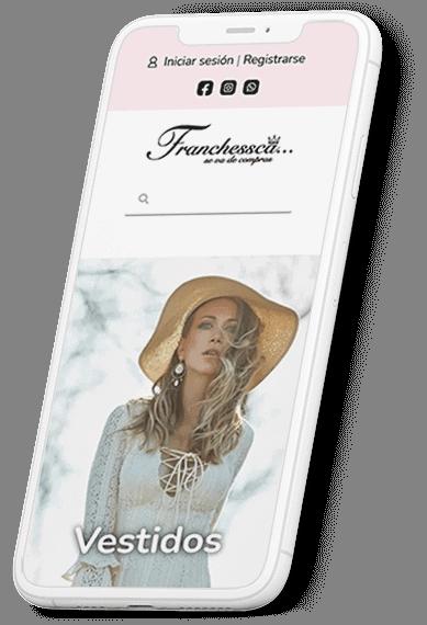 Franchessca Boutique web