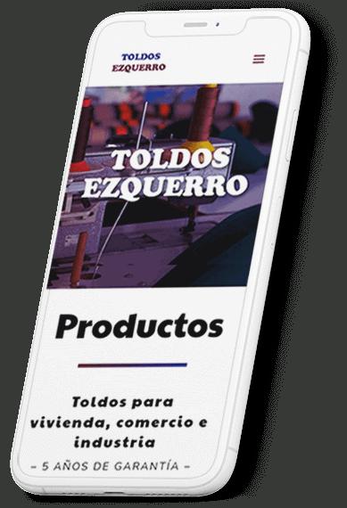 Toldos Ezquerro web